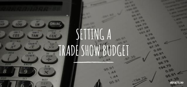 setting-a-trade-show-budget