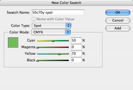 spot-color